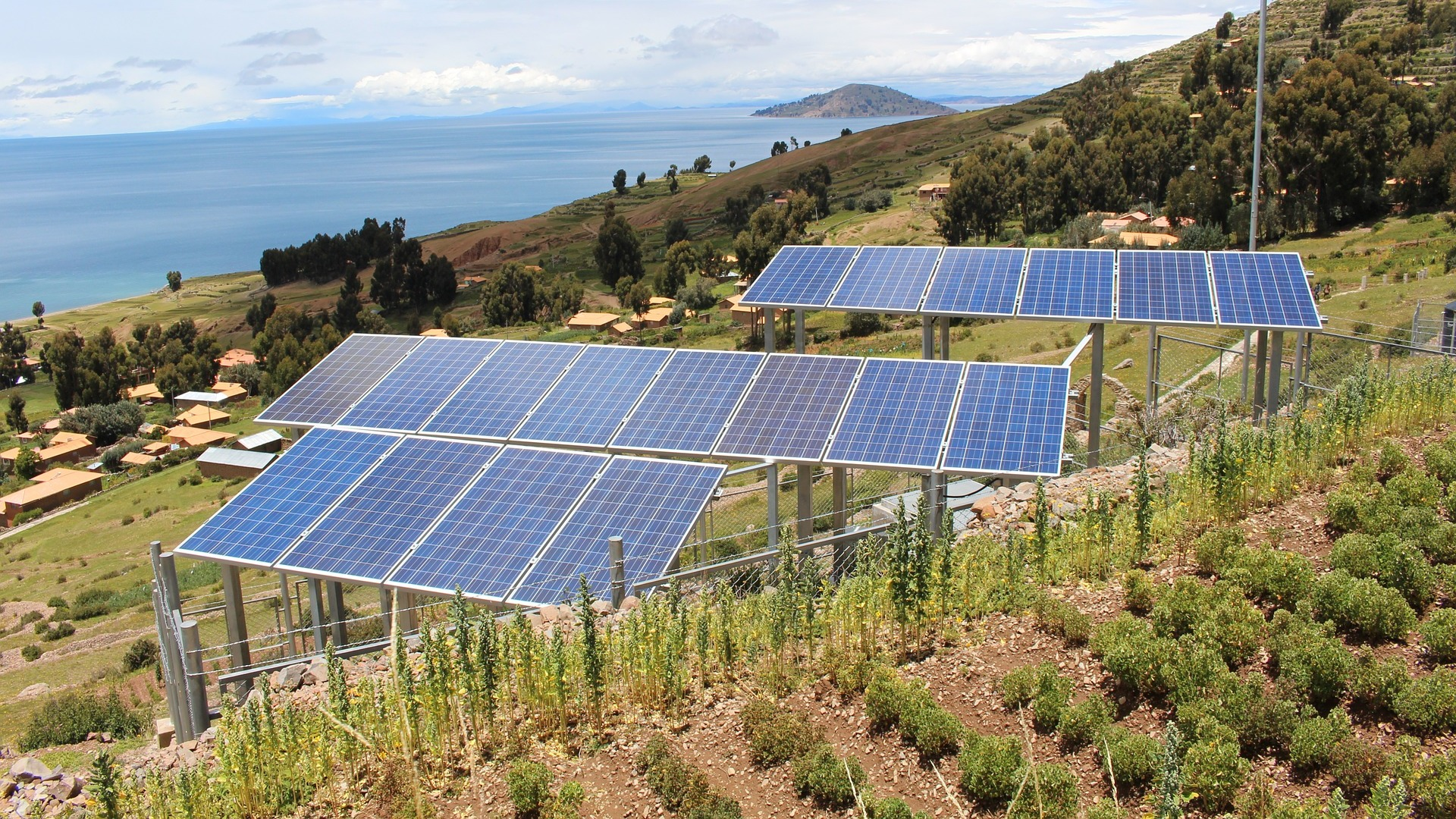 Types of Solar Panels and Inverters