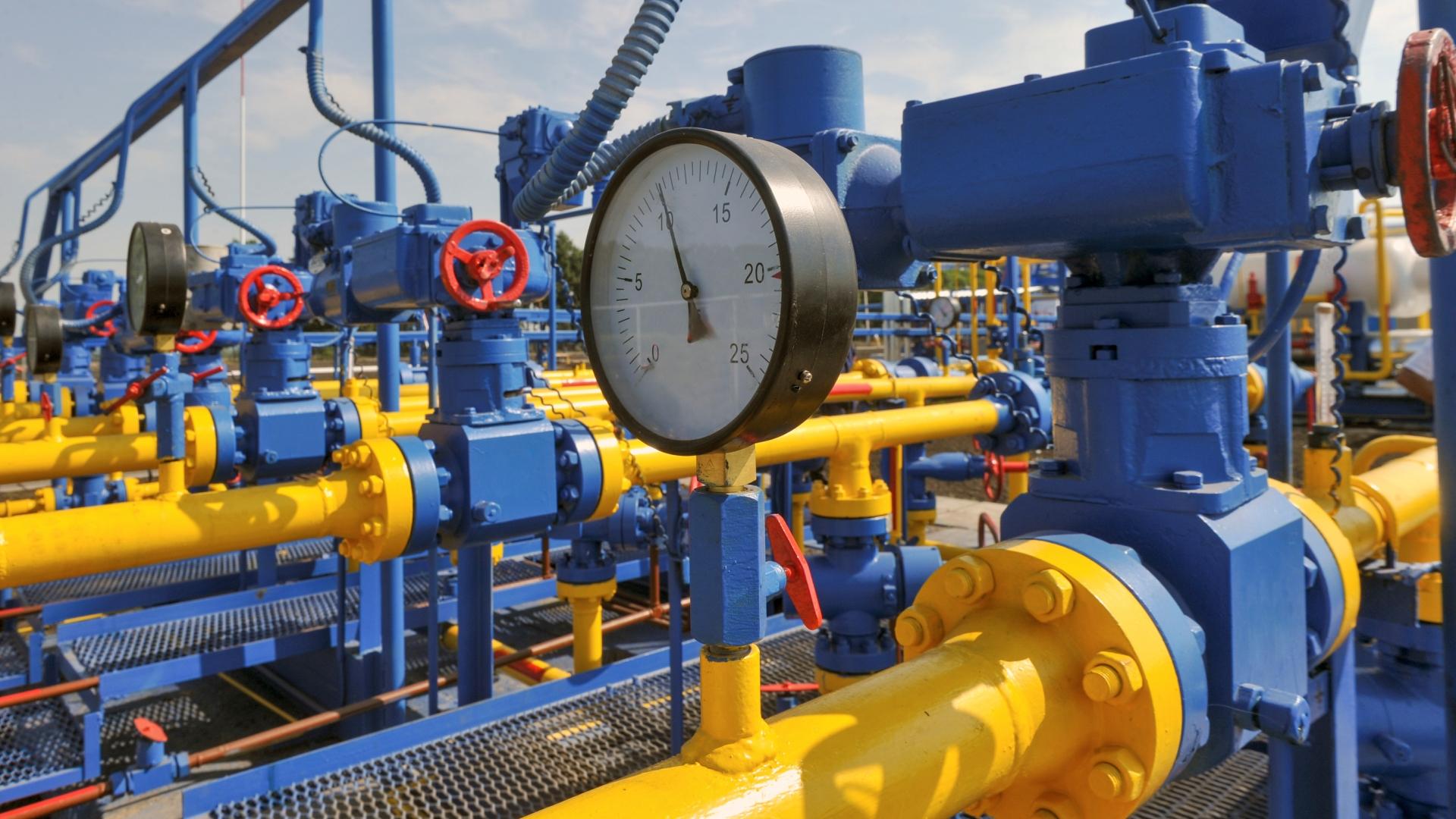 Methane Natural Gas