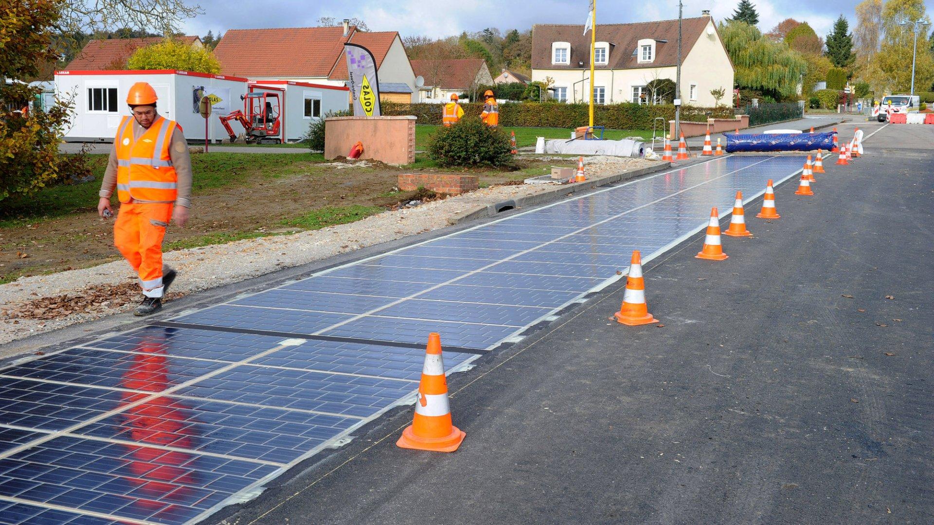Wattway solar road failure