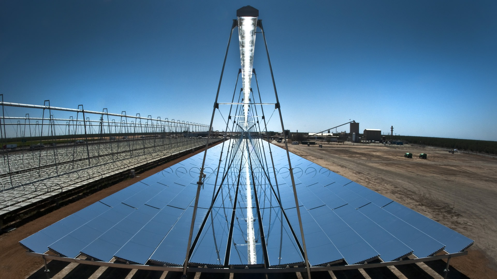 Concentrated Solar Power Technology