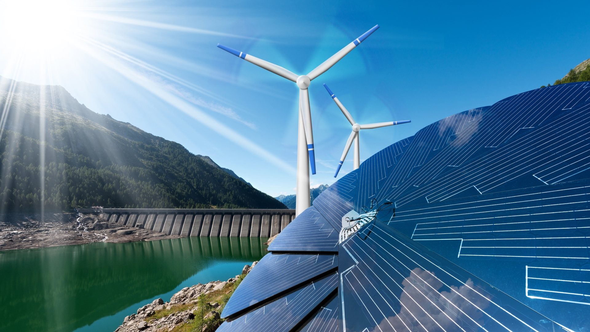 How Does Salt Water Batteries Work With Renewable Energy